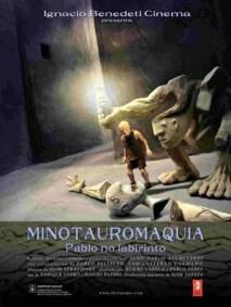 Cartel de Minotauromaquia